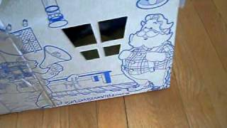 Hilarious Kitten Playing Teasing Games In Build-a-bear Dollhouse