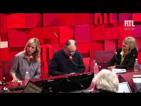 Stéphane Bern reçoit Léa Drucker et Jean-Pierre Darroussin dans A La Bonne Heure du 04 05 2015  P...