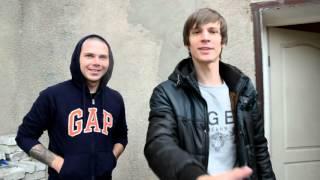 Видео отчет Wellni с записи нового трека
