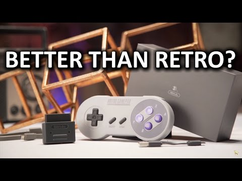The best retro gaming experience ever?