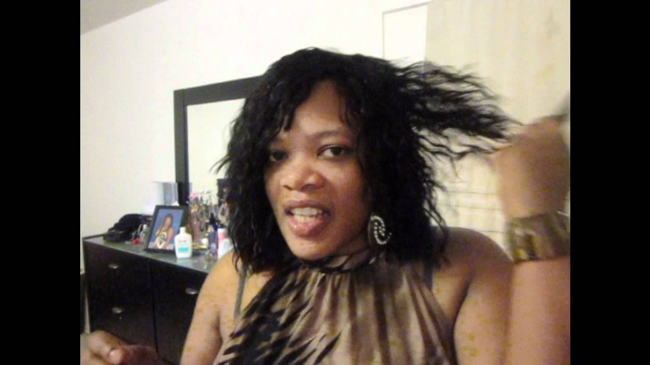 Full head sew in wavy hair youtube pmusecretfo Image collections