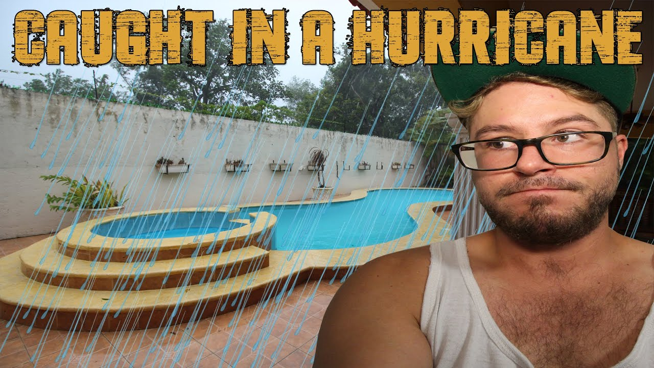 WE GOT CAUGHT IN HURRICANE ISAIAS | WHAT RESORTS ARE LIKE THESE DAYS