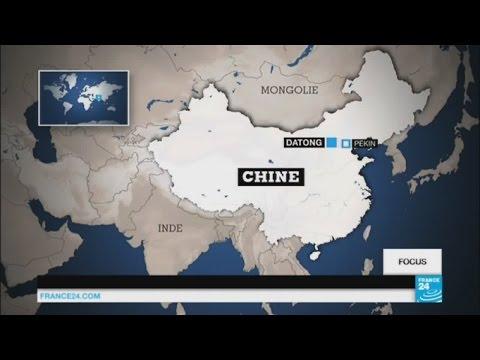 """Chine : à Datong, """"capitale du charbon"""" et symbole d'une industrie en crise"""