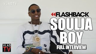 Soulja Boy Tells His Life Story (Full Interview) (Flashback)
