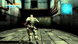 Metal Gear Rising: Jet Stream Sam DLC Quick Play HD