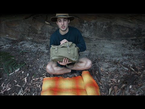 Steath / Minimalist Camp Equipment Loadout
