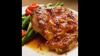 One-Pan Honey Garlic Chicken & Veggies