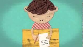 Transtorno e Déficit de Atenção e Hiperatividade (TDAH): Um video para crianças.