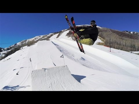 GoPro Awards: Hot Lappin' Park City With McRae Williams