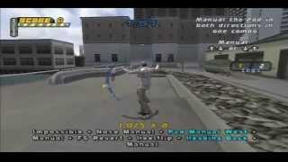 Tony Hawk's Pro Skater 4 (2002) retrospective (All goals, pro goals & challenges 100%) PS2 gameplay
