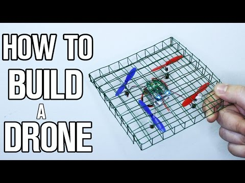 How To Make A Drone