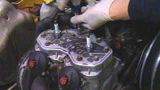 2002 Mxz 700 Engine Tear Down Part 1 Youtube