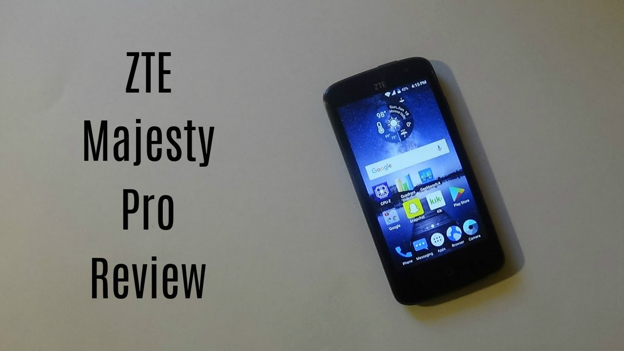 zte majesty pro hard reset moreand extended