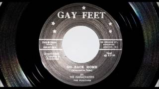 The Harmonizers - Go Back Home AltTake - The Fugitives