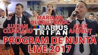 LIVE Program de Nunta 2017 cu Lucian Cojocaru & Mariana Olaru Tohoc si Alex Andrut