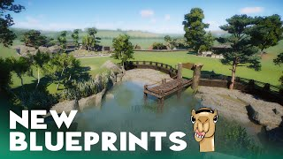 New Blueprints available - Steam Workshop - Planet Zoo Buildings