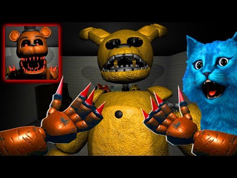 ИГРАЮ ЗА СЕКРЕТНОГО АНИМАТРОНИКА ФРЕДДИ ФНАФ PLAY AS ANIMATRONICS  FNAF Sinister Hacked Origins