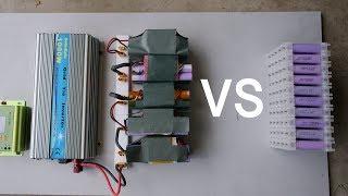 Simple DIY Powerwall using $1 LG 18650 eBay Cells