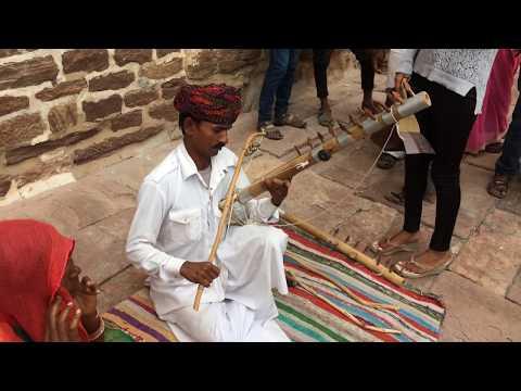 Best Rajasthani Folk Music | Instrumental | Classical Indian music | Gadar - Udja Kale Kawa