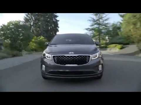 2016 Kia Sedona Commercial Family Car