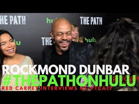Rockmond Dunbar ed at Hulu's 'The Path' S2 Premiere in Los Angeles ThePathonHulu