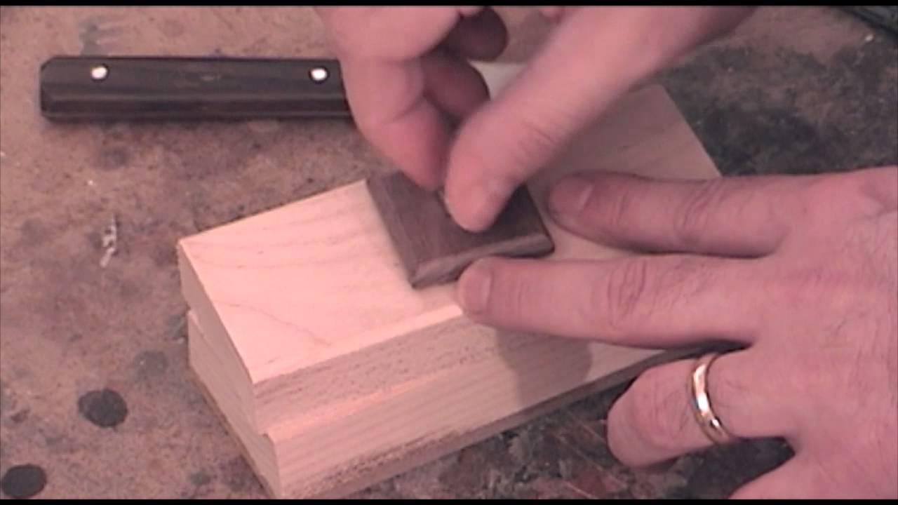 woodworking : make a sanding block