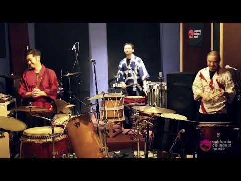 California College of Music: Shoji Kameda & On Ensemble - Artist Clinic