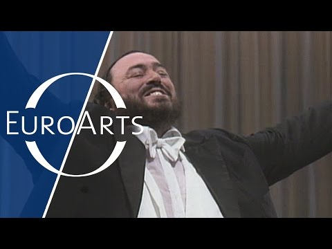 Luciano Pavarotti - O Sole Mio (1986)