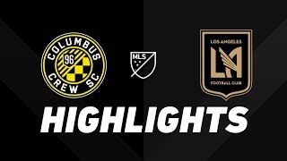 Columbus Crew SC vs. LAFC | HIGHLIGHTS - May 11, 2019