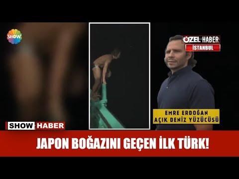Japon Boğazını Geçen Ilk Türk!
