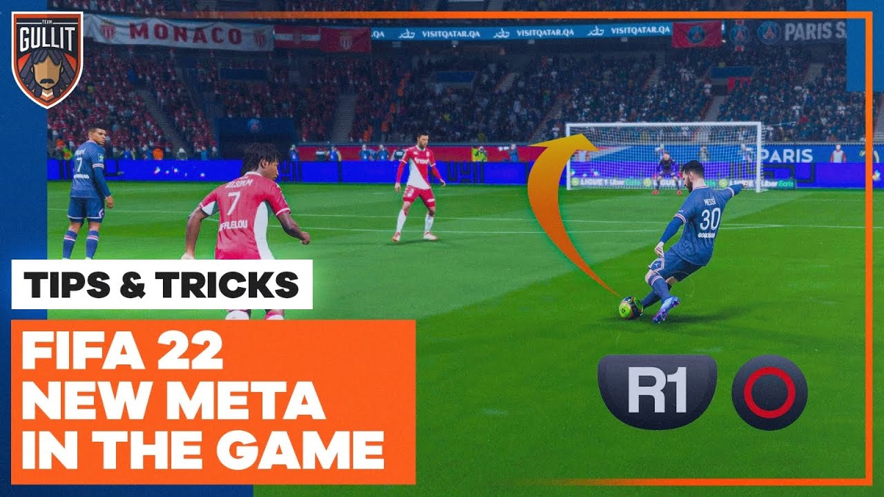 VIDEO: How to get better in FIFA22