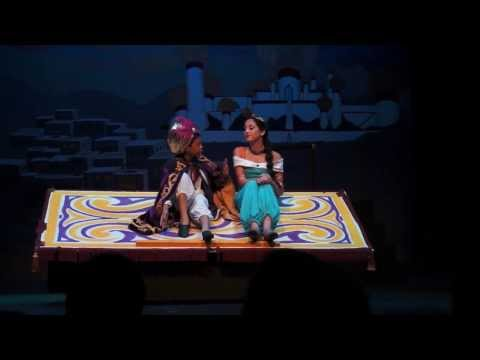A whole new world - Aladdin Jr Bayonne High School Drama Club