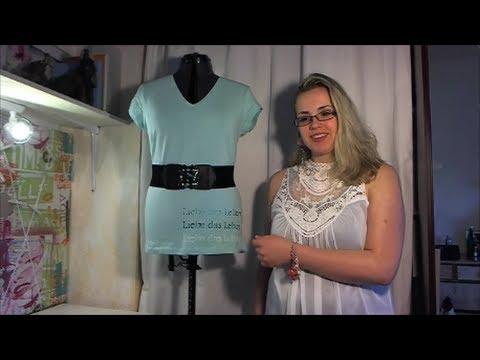 t shirt kreativ gestalten teil ii schablone f r stofffarbe selber machen youtube. Black Bedroom Furniture Sets. Home Design Ideas
