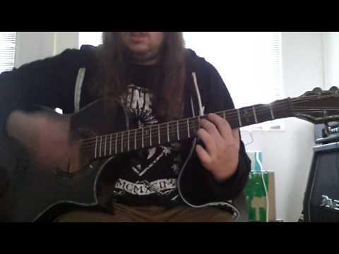 Godsmack - Keep Away (Acoustic Cover)