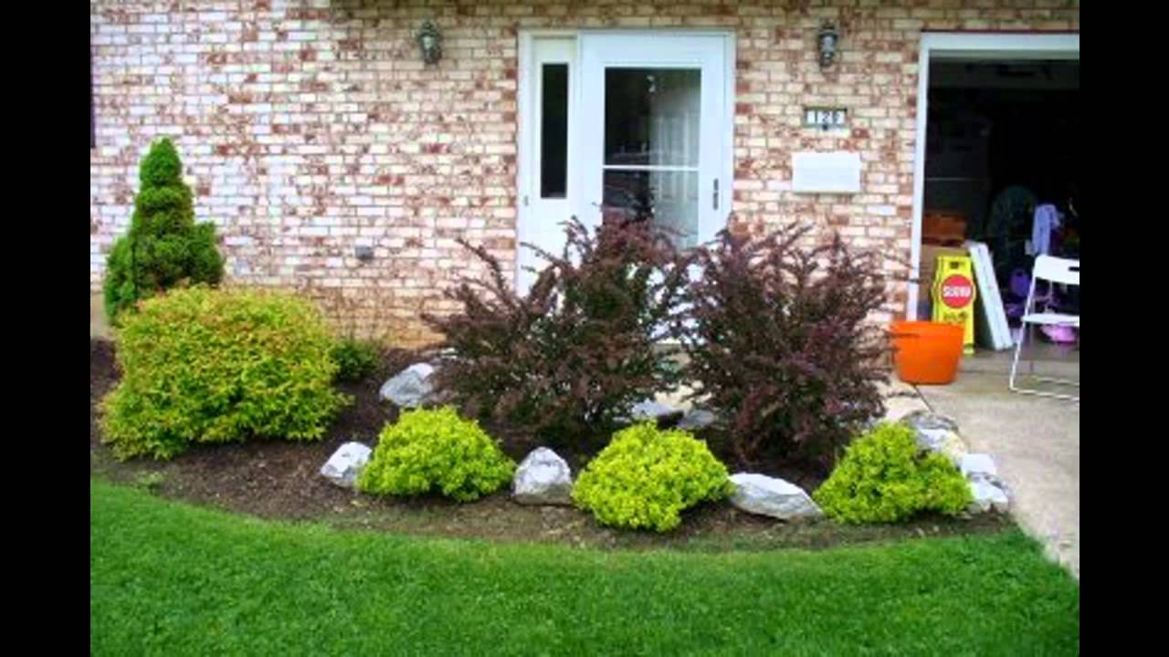 Landscaping Ideas For Front Yard Part - 48: Creative Landscaping Ideas Front Yard - YouTube