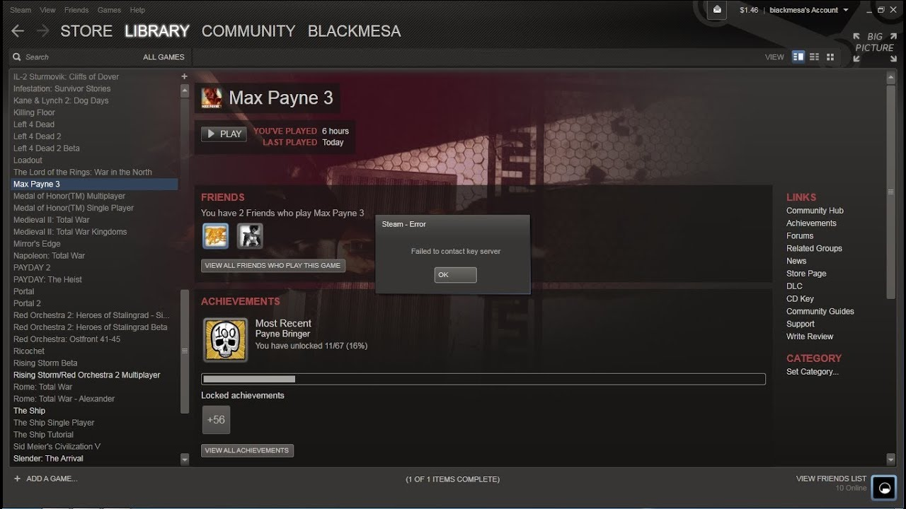 Max payne 3 multiplayer matchmaking probléma