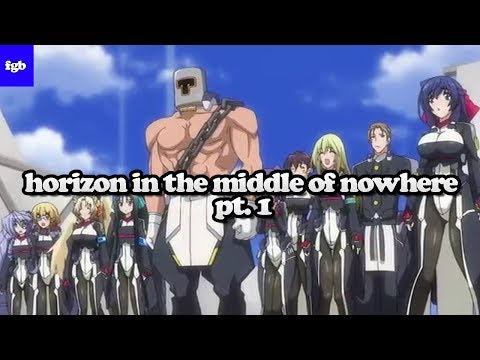 FINE GAME GIRLS PRESENTS - HORIZON IN THE MIDDLE OF NOWHERE PT.
