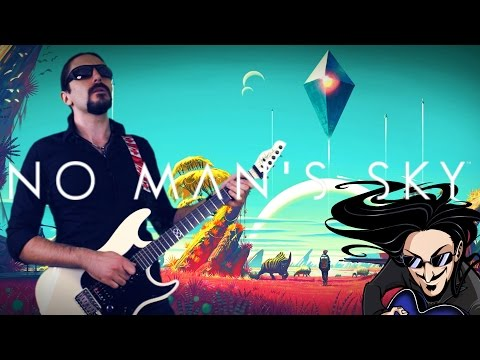 "No Man's Sky - Supermoon ""Epic Metal"" Cover (Little V)"