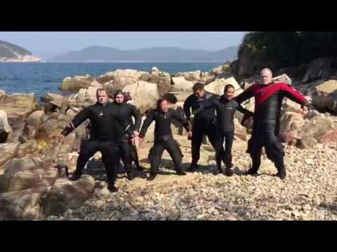 Brass Monkey 2017 - South China Diving Club - Hong Kong Diving
