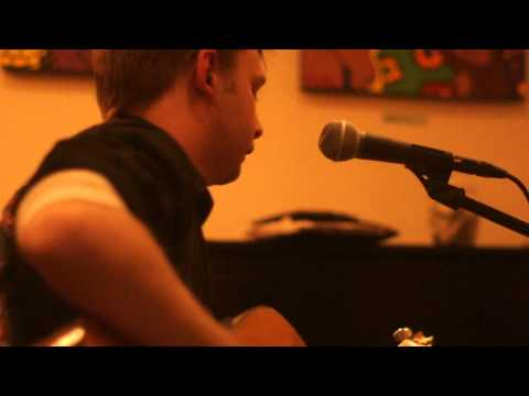 "Skot @ PATH CAFE NYC ""nowhere"" (a folk song) live!"