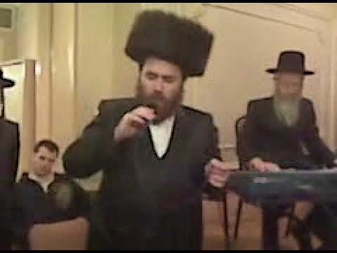 Ancient Recording: Mi Sheoso Nissim (Roitman)