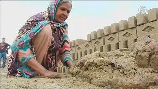 Пакистан: рабский женский труд в кирпичных цехах (новости)