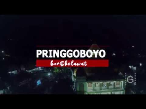 Mahalul Qiyam Ridwan Asyfi feat Ar Ridwan Tuban - Pringgoboyo Bersholawat [LIVE Terbaru 2018]