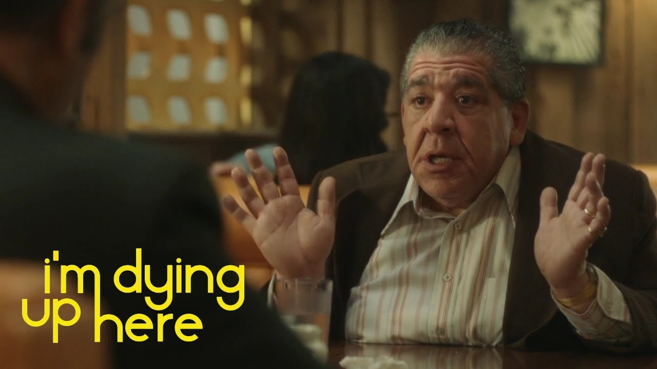 Download Joey Diaz - I'm Dying Up Here (2018)
