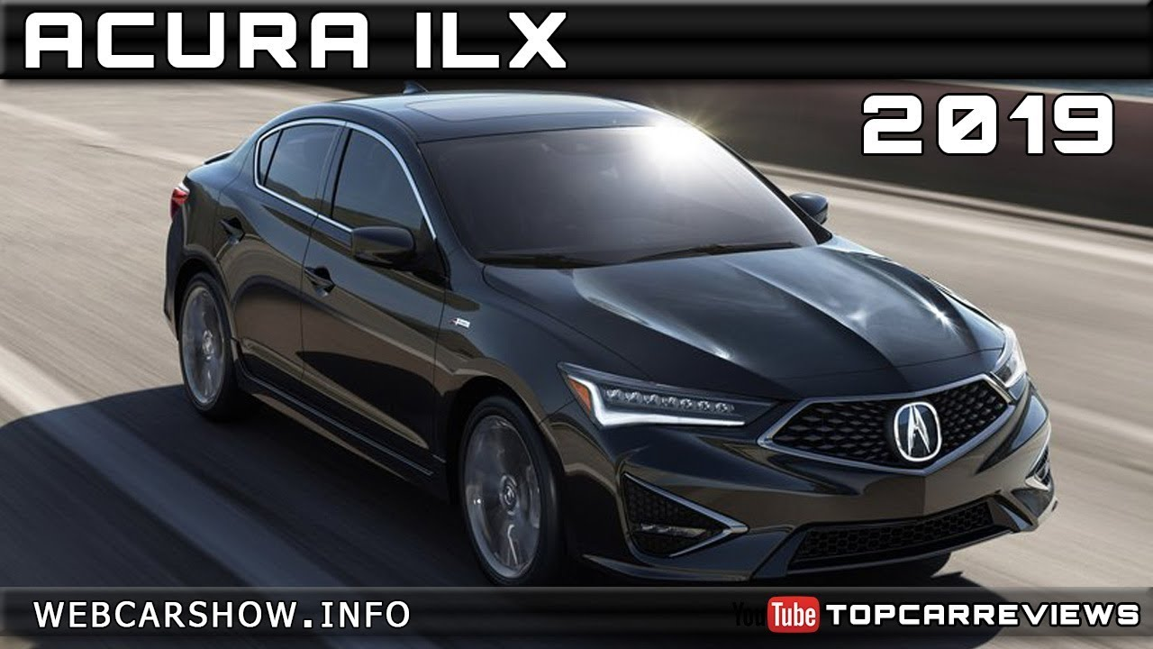 2019 ACURA ILX Review Rendered Price Specs Release Date ...