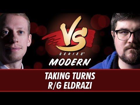2/27/2018 - Todd Stevens VS. Brad Nelson: Taking Turns vs R/G Eldrazi [Modern]