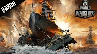 World of Warships - My BEST Game Ever!  Absolute Massacre!