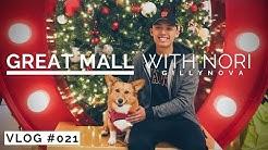 Great Mall in Milpitas w/ Nori (Vlog #019) - Dec 4, 2018