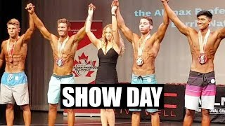 SHOW DAY! My First Natural Men