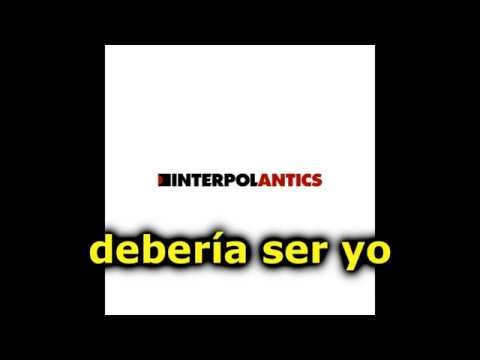 Interpol - C'mere - Subtitulada al español